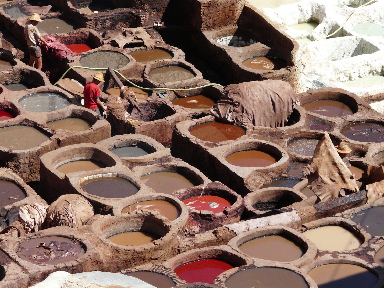 Fes-curtidores-marruecos