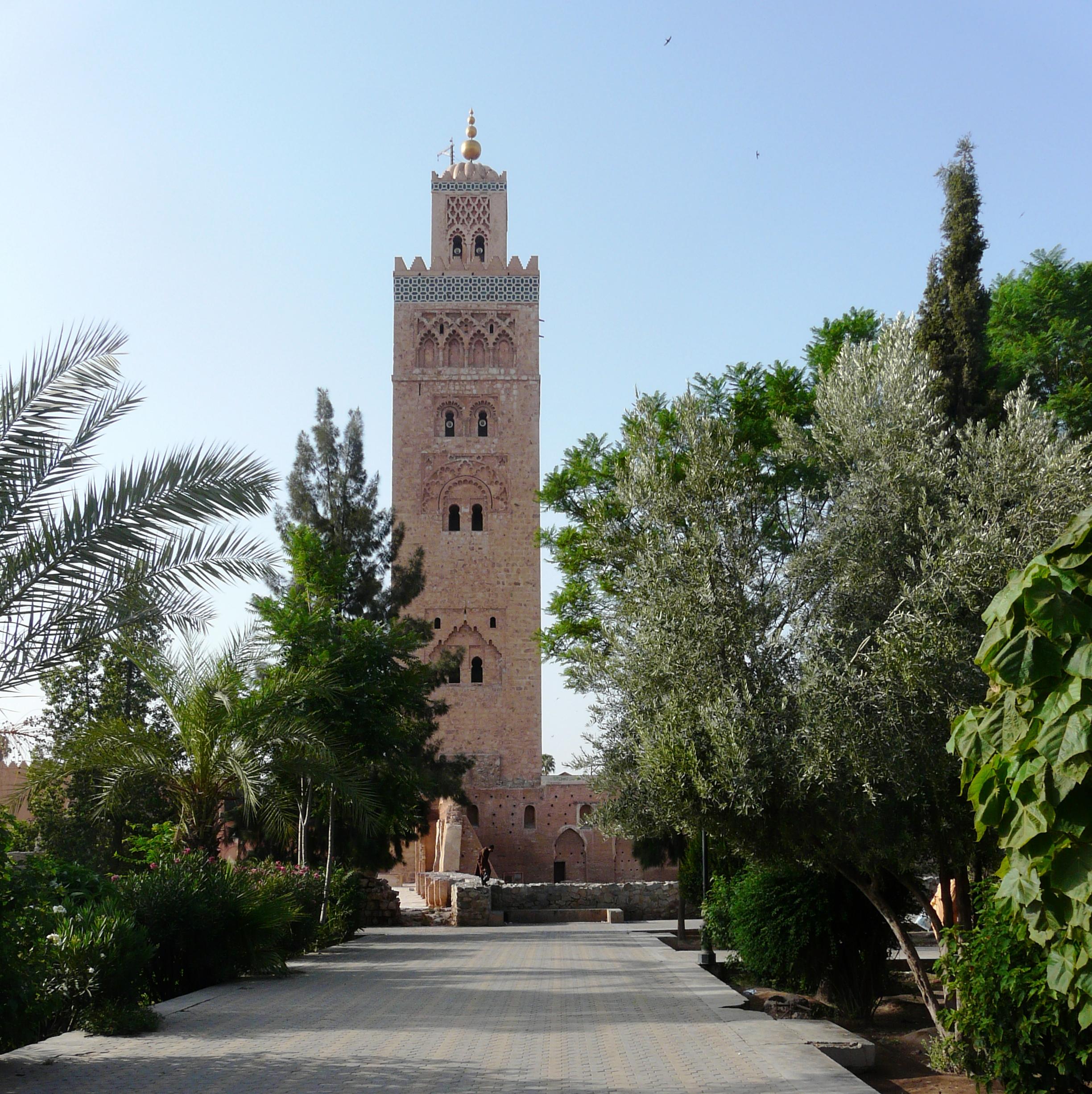 Marrakech-katubia-marruecos