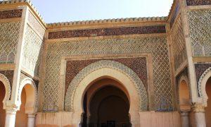 Meknes-bab-mansour-marruecos