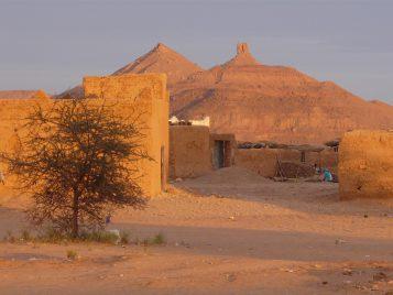 El Sur De Marruecos, Tierra Del Pueblo Bereber