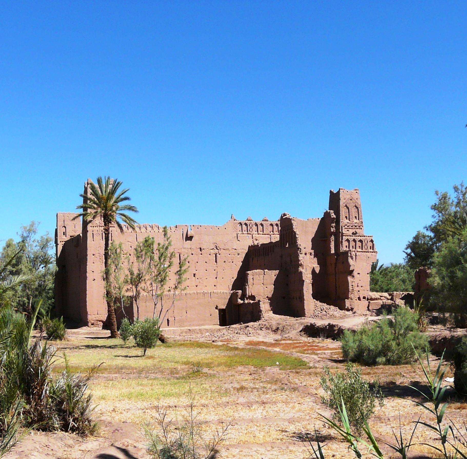Ouarzazate-ksar-marruecos